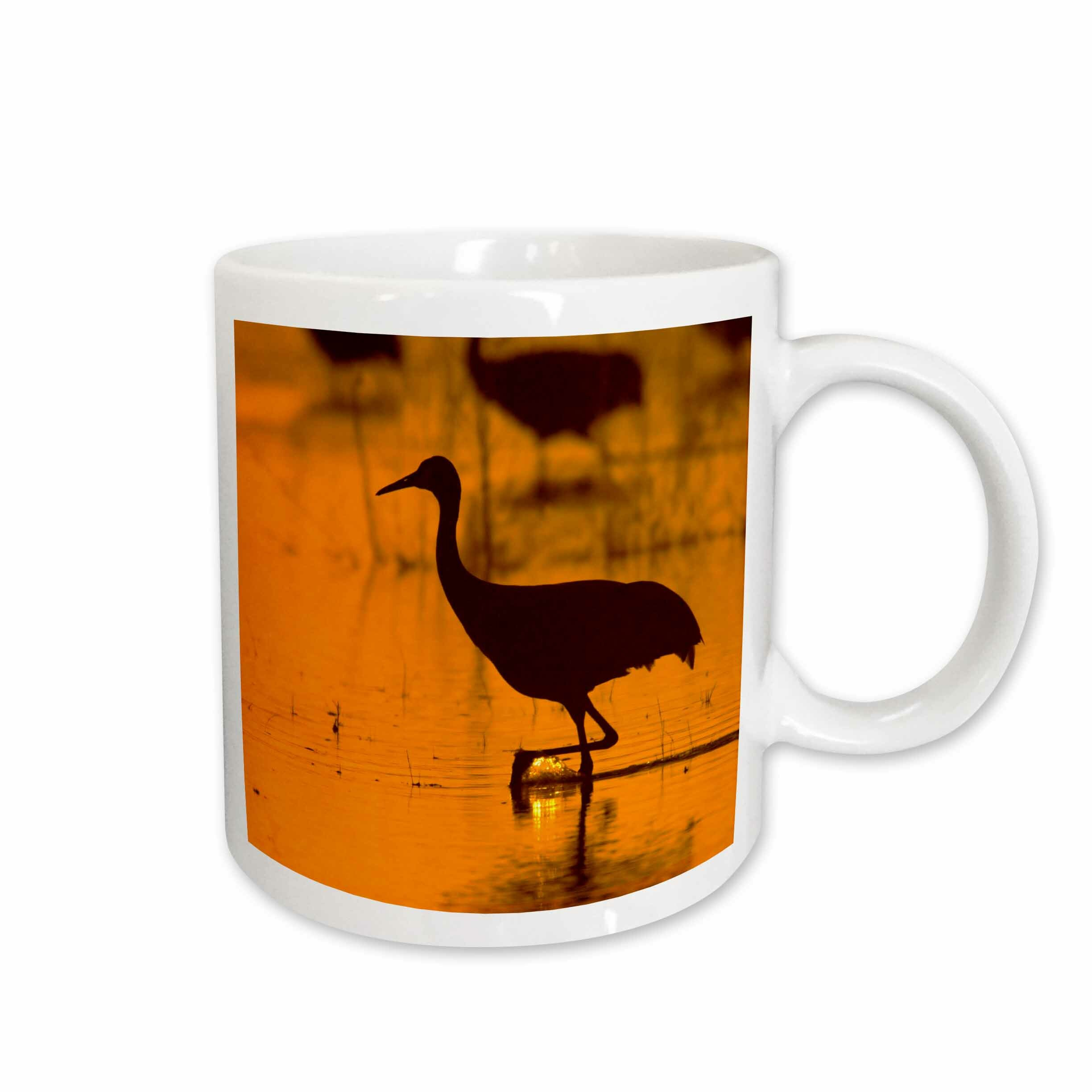 East Urban Home Sandhill Crane Bird Bosque Del Apache New Mexico Coffee Mug Wayfair