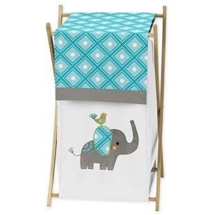 Sweet Jojo Designs Mod Elephant Laundry H..