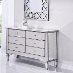 Orpha 6 Drawer Dresser