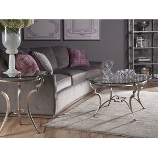 Colette 2 Piece Coffee Table Set