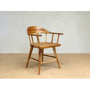 Captain Solid Wood Dining Chair Masaya & Co