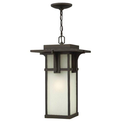 Ebern Designs Aadrit 1 Light Outdoor Hanging Lantern Reviews Wayfair