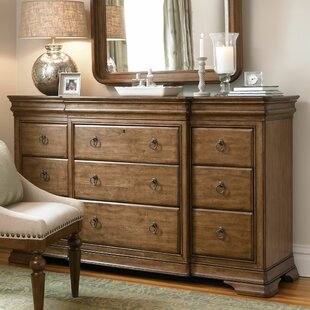 World Menagerie Mauritane 9 Drawer Dresser
