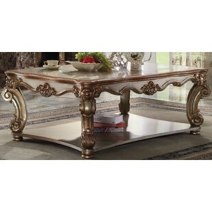 Inexpensive Esmeralda Coffee Table by Astoria Grand