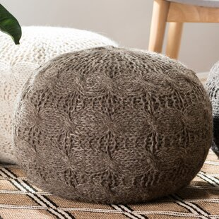 Karter Pouf by Bungalow Ro..