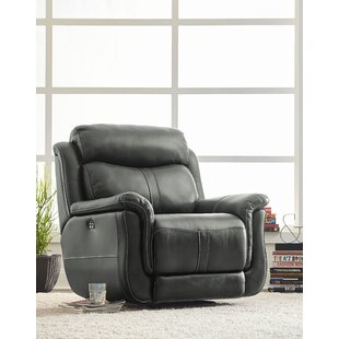 Best Choices Eggers Manual Glider Recliner Red Barrel Studio