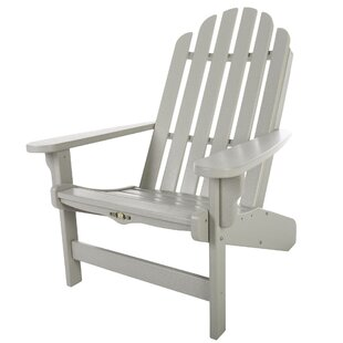 Loon Peak Lucasta Plastic Adirondack Chair