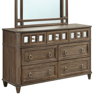Roscommon 7 Drawer Standard Dresser by Canora Grey Cool