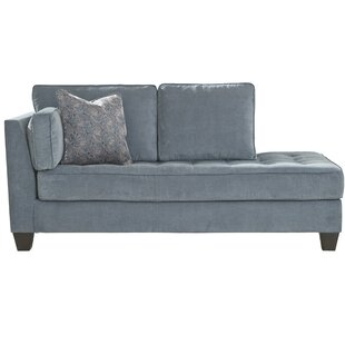 Laureole Left-Arm Facing Chaise Lounger