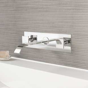 VIGO Titus Wall Mount Bathroom Faucet