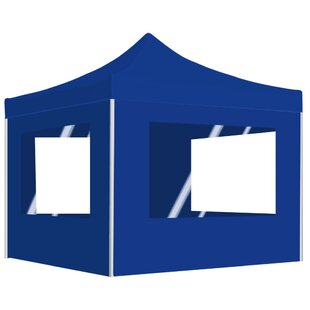 Abney 7.62m X 7.62m Metal Party Tent By Sol 72 Outdoor