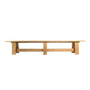 Cquina Wood Bench By August Grove