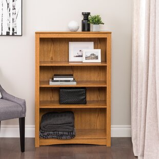 Sabina Standard Bookcase by Latitude Run