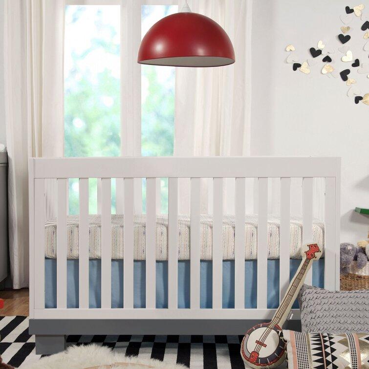 Modo 3-in-1 Convertible Crib