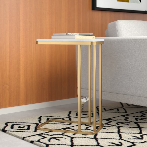Modern & Contemporary 26 Inch Tall End Table | AllModern