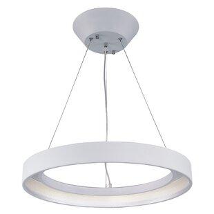 Orren Ellis Callier LED Pendant