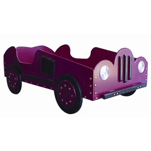 Compare prices Old Style- Race Toddler Car Bed by Just Kids Stuff Reviews (2019) & Buyer's Guide