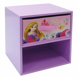 Derk 1 Drawer Bedside Table By Zoomie Kids