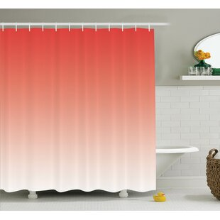 Inspired African Tropic Decor Single Shower Curtain