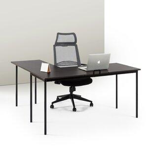 Kameron L-Shaped Desk By Symple Stuff