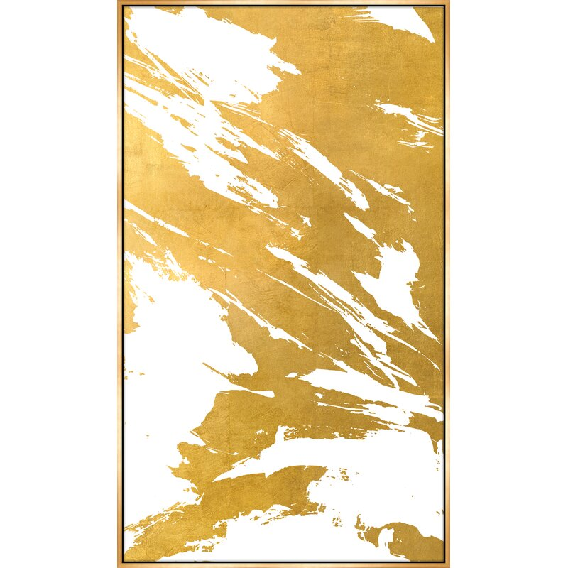 Chelsea Art Studio Move Like Wind Ii By Jean Kenna Floater Frame Painting Print On Canvas Perigold