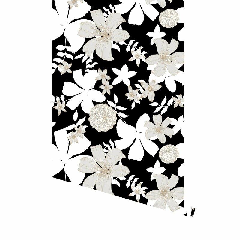 Mercer41 Newsoms Wrought Studio Paintable Peel and Stick ...