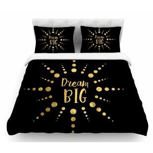Dream Big by NL Designs Featherweight Duvet Cover