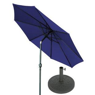 Trademark Innovations 10' Market Umbrella