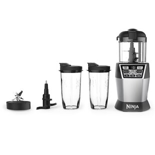 24-Cup Nutri Food Processor with Auto-IQ Boost