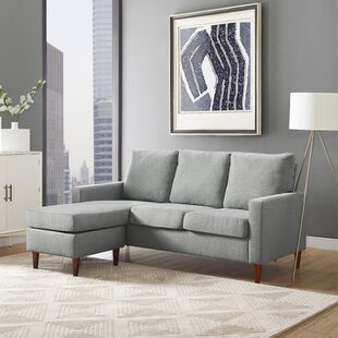 George Oliver Lonnie Reversible Sectional