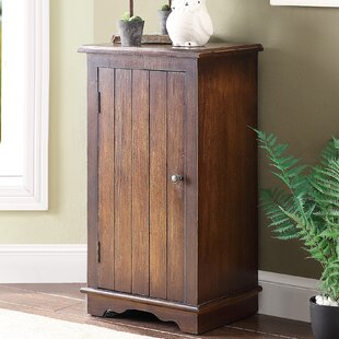 Top Reviews Carrero 1 Door Accent Cabinet By Charlton Home