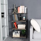 Gambrell 49.4'' H x 23.6'' W Etagere Bookcase by 17 Stories