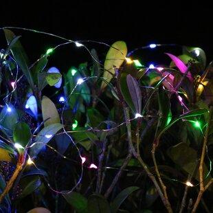 20-Light LED Fairy Lights (Set Of 3) By Symple Stuff