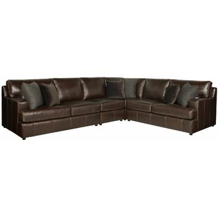 Winslow Leather Modular Sectional