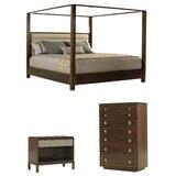 MacArthur Park Canopy Bed Configurable Bedroom Set by Lexington