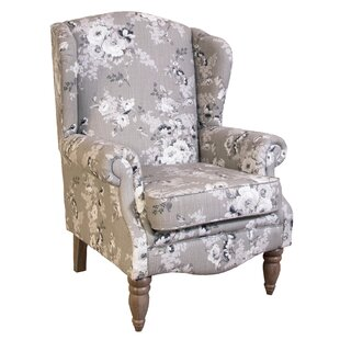 Prima Wingback Chair By Lily Manor