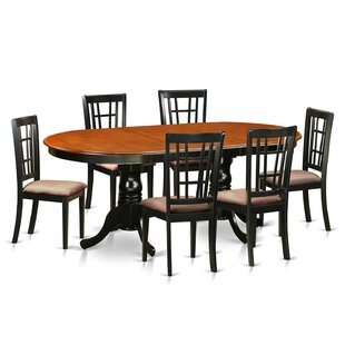 Pilcher 7 Piece Extendable Dining Set by ..