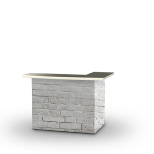 Cinderblock Bar Set