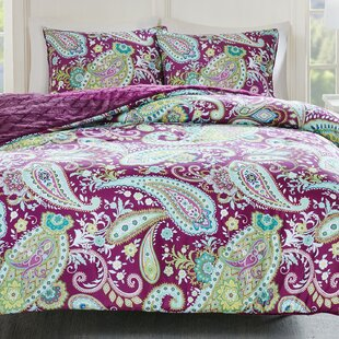 Bloomsbury Market Cairns Reversible Comforter Set