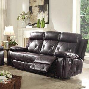 Mcgarity Reclining Sofa by Red Barrel Studio