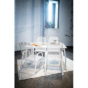 Tolentino 4 Seater Dining Set Image