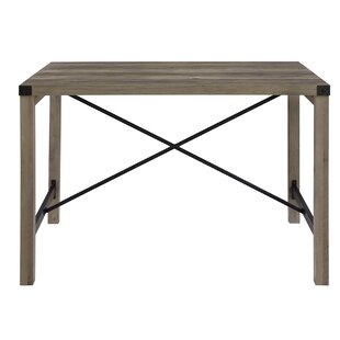 Quayle 48 Industrial Farmhouse Dining Table Williston Forge