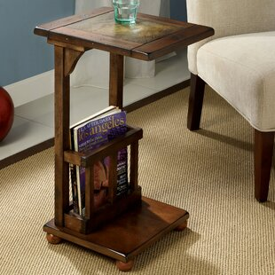 Online Reviews Drury End Table by Charlton Home