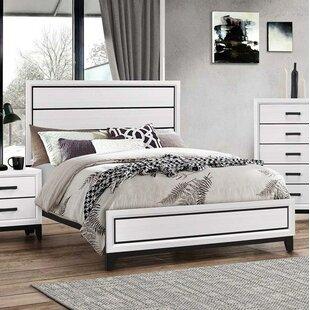 Ebern Designs Wallis Panel Bed