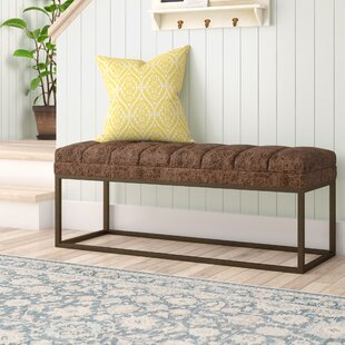 Haden Upholstered Bench by Ivy Bronx