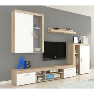Schaal Entertainment Centre For TVs Up To 48