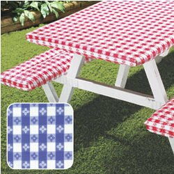August Grove Deluxe Picnic Table Cover (S..