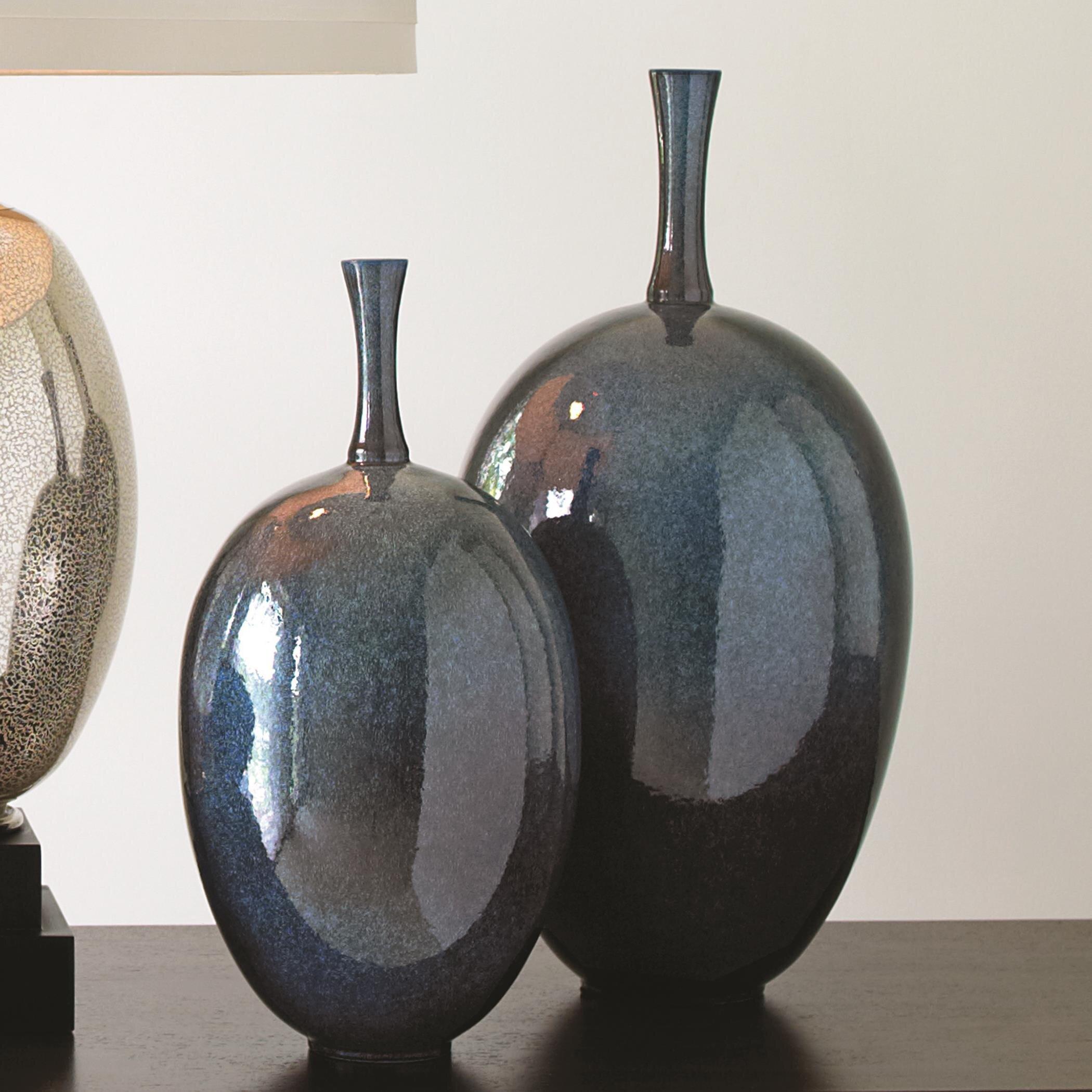 Global Views 16 Ceramic Table Vase Wayfair