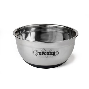 Whirley Pop Stainless Steel Popcorn Bowl