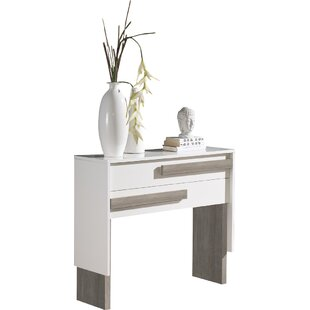 Jalisa Composition Console Table By Ebern Designs